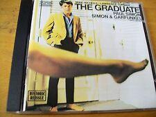 THE GRADUATE (IL LAUREATO)  O.S.T. CD  SIMON & GARFUNKEL