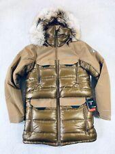 Columbia Heatzone 1000 Titanium Turbodown Omni Heat Jacket Mens Size Small $650