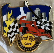Hard Rock Cafe INDIANAPOLIS 2015 City Tee Shirt Graphic Alternative MAGNET Icons