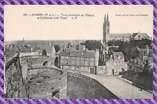 Angers - Tour speaker of / the castle