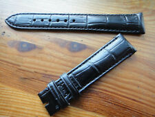 REAL ORIS Aviation Big Crown Pointer Date 18mm Leather band strap bracelet 51811