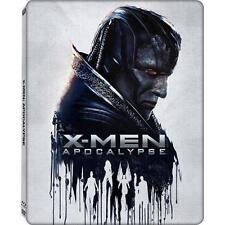X-MEN : APOCALYPSE [BLU RAY - ÉDITION LIMITÉE STEELBOOK]  NEUF - NEW