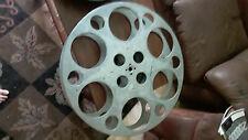 Metal 70mm film movie reel
