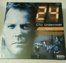TV Show 24 Jack Bauer Undercover 20th Century Fox Game Kiefer Sutherland NEW