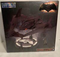 METALS DIE CAST DC 1:32 BATWING&BATMAN Batman vs Superman Dawn of Justice Sealed