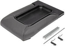 Center Console Lid Kit 2001-2007 GMC Sierra 1500 2500 HD 3500 924-811 Dark Gray