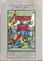 MARVEL MASTERWORKS The X-Men VOL #8 HARDCOVER Comics DM VARIANT HC