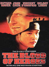 The Blood of Heroes (DVD, 2003)