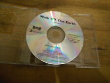 CD Pop Walk Off The Earth - Red Hands (1 Song) Promo SONY / ARIOLA disc only