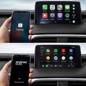 Genuine Mazda 2 3 6 CX3 CX5 CX8 CX9 Apple Carplay Android Auto Retrofit Kit