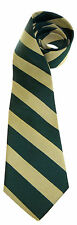 INNISKILLING FUSILIERS REGIMENT WOVEN STRIPE UK MADE MILITARY TIE
