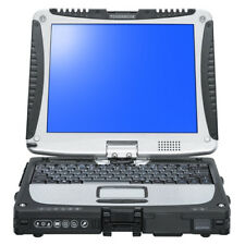 🔴 PANASONIC TOUGHBOOK CF-19 MK4 i5-540U/4GB/500GB/TOUCHSCREEN/Gobi/WIN 7 PRO✔️