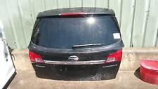 SUBARU LIBERTY TAILGATE, 5TH GEN, NON CAMERA TYPE, 09/09-11/12