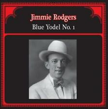 RODGERS , JIMMIE - BLUE YODEL NO. 1 NEW VINYL RECORD