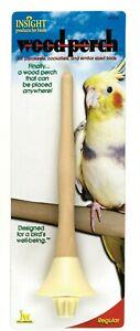 JW Pet Insight Wood Perch Regular free shipping