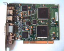 Emuzed Atlantis-I MS-8604 VER:110 PCI Video Edit Card Dell 2X092 02X092