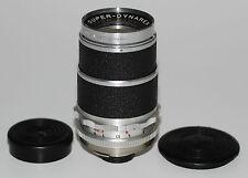 VOIGTLÄNDER Objektiv Lens SUPER-DYNAREX 4/135 für BESSAMATIC / ULTRAMATIC