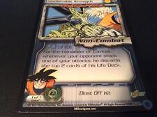 Dragon Ball Z CCG Unbelievable Strength CC7 Blast Off Kit Promo!!