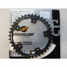 Plato Stronglight CT2 Compact Campagnolo negro 38