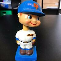 Rare 1960 New York Mets Baseball Bobblehead Doll