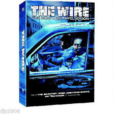The Wire: The Complete Third Season DVD - Dominic West, Idris Elba by HBO-New!