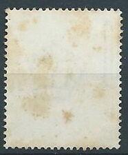 1938 REGNO USATO IMPERO 25 CENT FILIGRANA LETTERA - RR13673-2