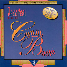 Jazz Fest Masters: Count Basie by Count Basie (CD,1998, NEW FREE SHIP MEDIA MAIL
