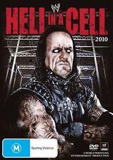 WWE - Hell In A Cell 2010 (DVD, 2010) - Region 4