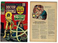 Strange Tales, Vol. 1 #158 (1967) HQ SCANS 1st Appearance of The Living Tribunal