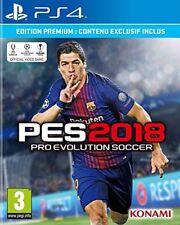 Konami PES 2018 Premium D1 Edition (ps4) (pré-commande - sortie le 14 septembre