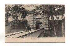 54 - cpa - TOUL - Porte de Metz   (A2396)