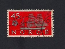 1960 NORWAY SHIPS 45 ORE  Used (C1)