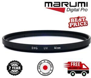 Marumi DHG 46mm UV L370 Filter DHG46UV (UK Stock)
