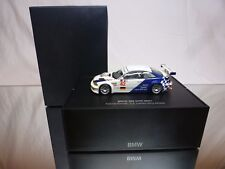 MINICHAMPS BMW M3 GTR 2001 - LEHTO MUELLER 1:43 - EXCELLENT IN DEALER BOX