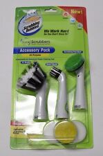 NEW Scrubbing Bubbles Accessory Pack All Purpose Household/Bathroom/Kitchen