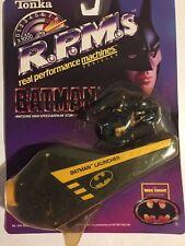 Tonka R.P.M.s Batman/ Dark Knight Collection 1990, N.M.!, HTF!