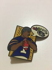eBay Live Chicago 2008 '08 Football Player Blue Shirt Pin