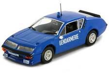 Police #11 Alpine Renault A310 French Gendarmerie 1:43 DeAgostini i-modelcars