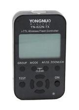 2 X YONGNUO Yn685 Flash Speedlite Yn-622n-tx Wireless Controller for Nikon HK