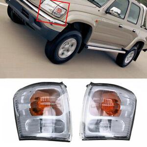 for Toyota Hilux 2001-2005 Facelift Corner Side Lamp Light Indicator Right+Left
