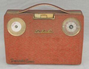 Vintage GEC Transistor Series Portable Radio