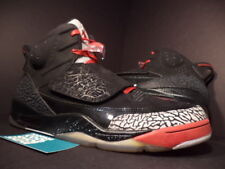Nike Air Jordan SON OF MARS BLACK CEMENT COOL GREY WHITE FIRE RED 512245-001 13