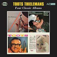 Toots Thielemans - Four Classic Albums (Man Bites Harmonica / Blues [CD]