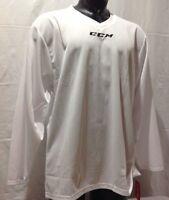 9525311e3 Reebok Edge White NHL Dallas Stars Practice Jersey SR Size 58  27 ...