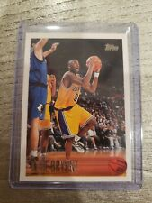 🔥🔥🔥📈  1996-97 Topps Kobe Bryant Rookie #138. PSA 10s are selling above 4k 💎