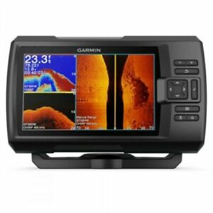 NEW Garmin STRIKER Vivid 7sv Marine Fishfinder without Transducer 010-02553-02