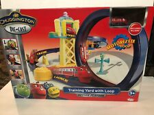 Chuggington Die-Cast Training Yard with Loop Playset by Learning Curve - In Box