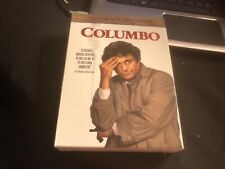 Columbo - The Complete First Season (DVD, 2004, 5-Disc Set) like new condition