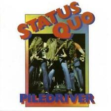 Status Quo : Piledriver CD Remastered Album (2005) ***NEW*** Fast and FREE P & P