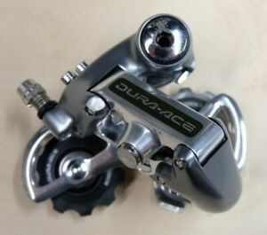 Shimano Dura-Ace RD-7402 8 Speed Rear Derailleur Short Cage 7400 Series